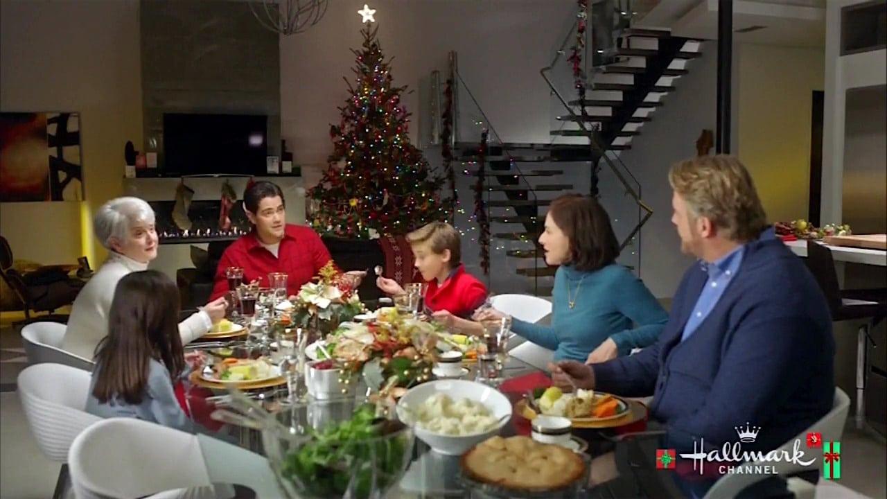 Christmas Next Door 2017 Movies Film Cine Com