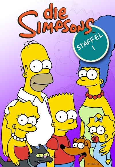 Die Simpsons Season 1