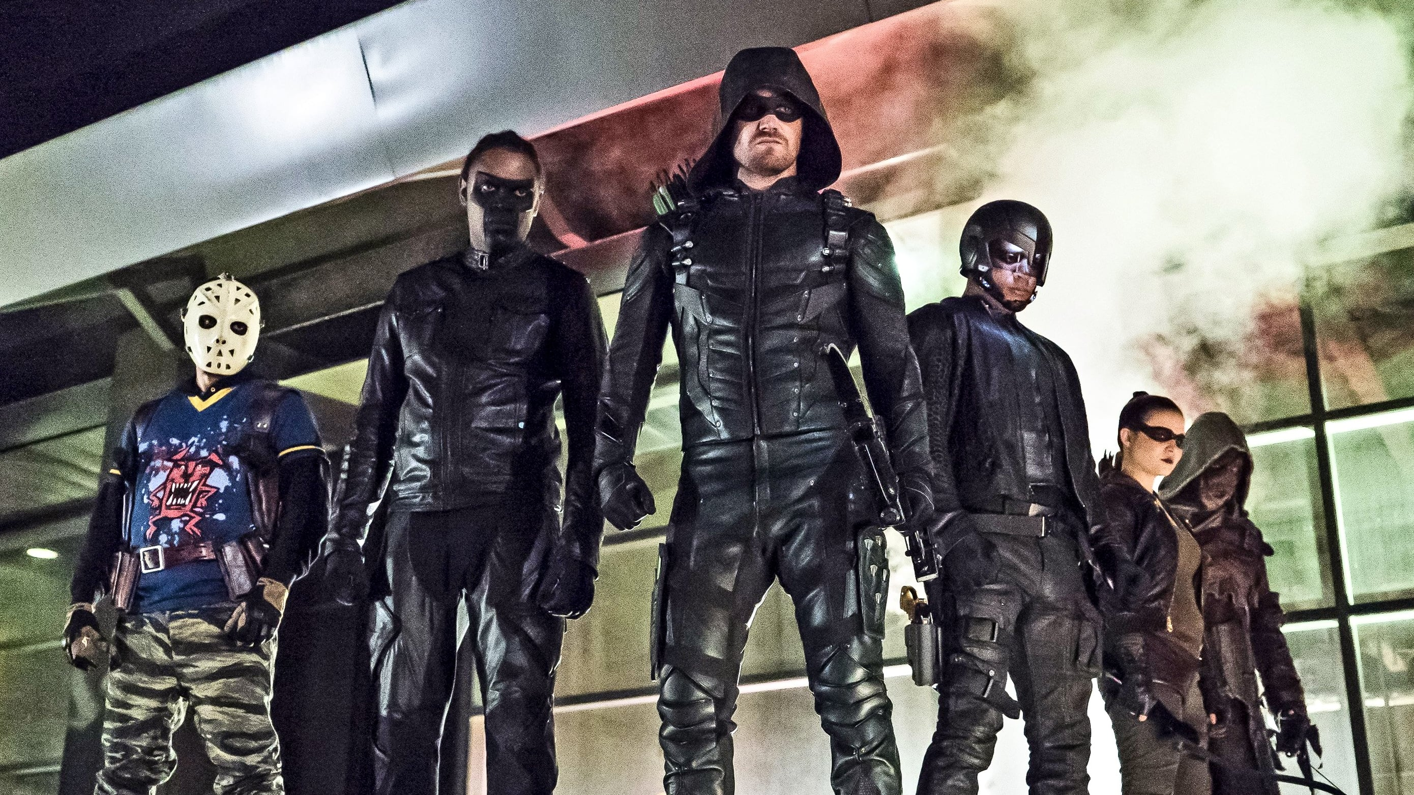 Arrow - Season 5 Episode 6 : So It Begins