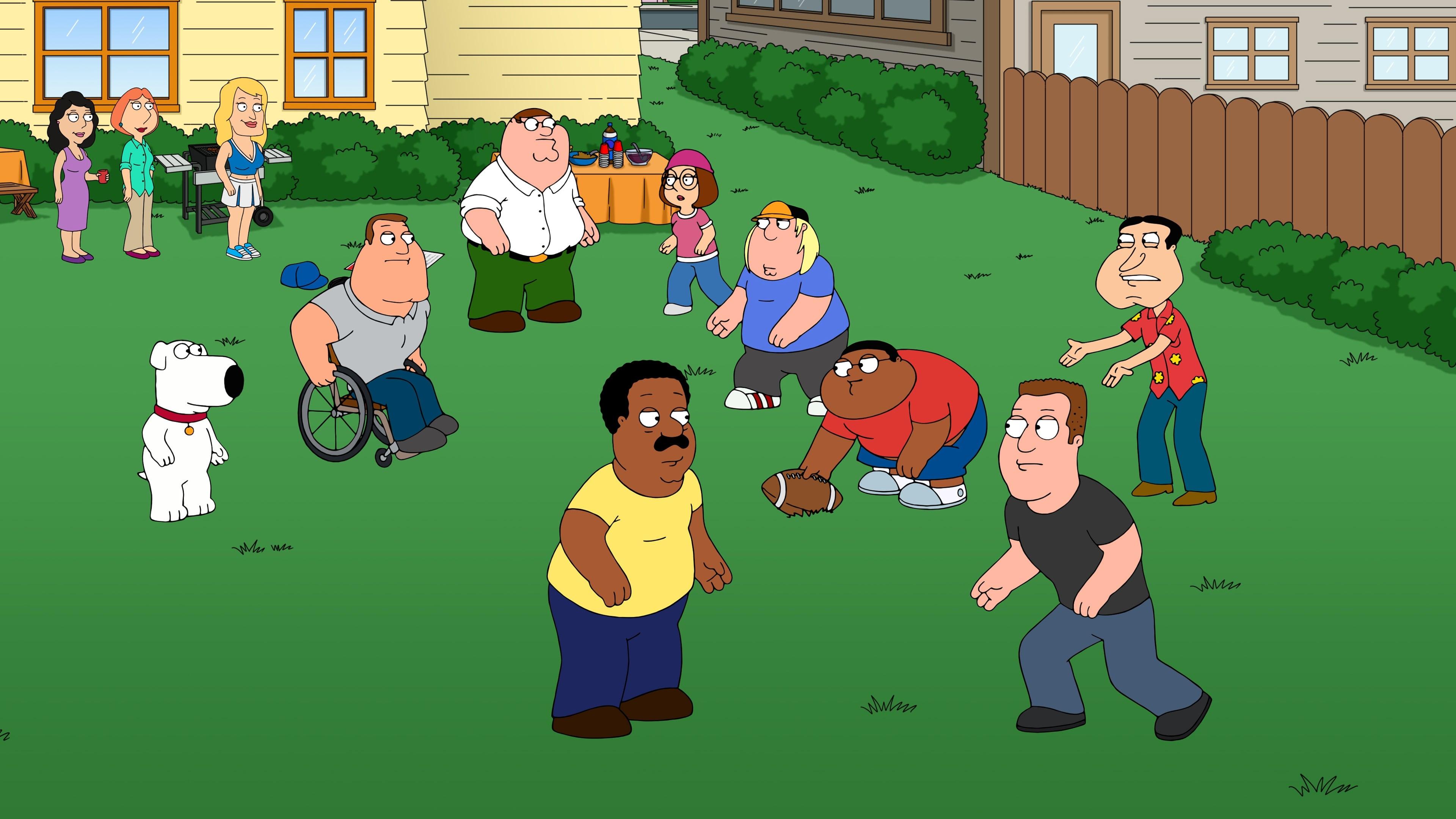 Family Guy - Season 18 Episode 2 : Bri-Da
