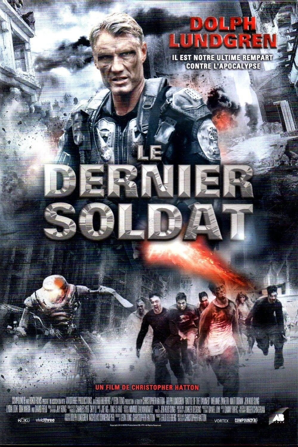 Film le dernier soldat 2013 en streaming vf complet for Film chambra 13 streaming