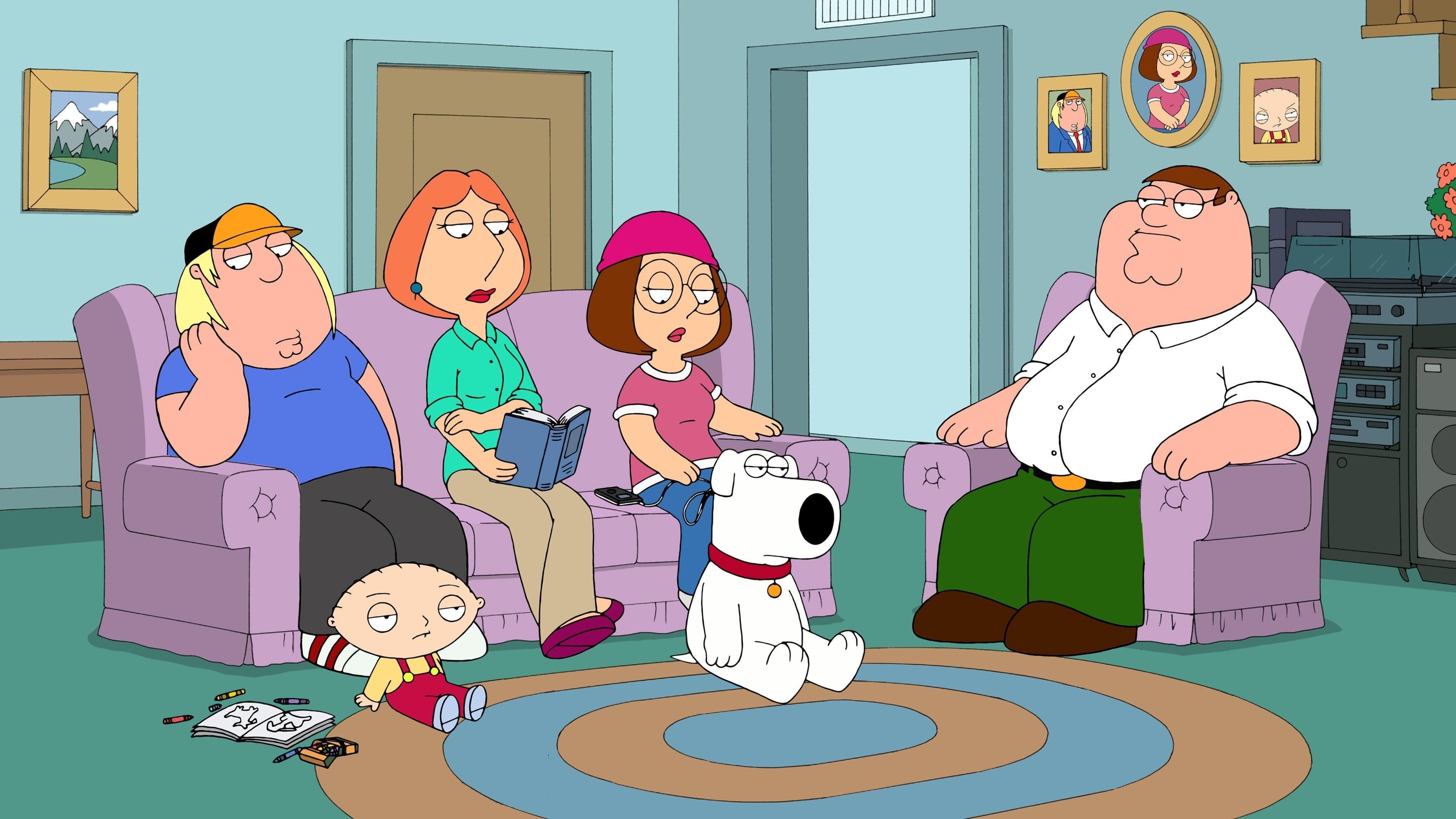 Family Guy Season 10 :Episode 2  Seahorse Seashell Party (II)