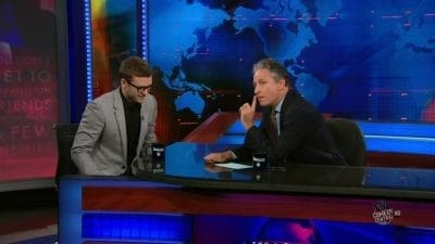 The Daily Show with Trevor Noah Season 15 :Episode 125  Justin Timberlake
