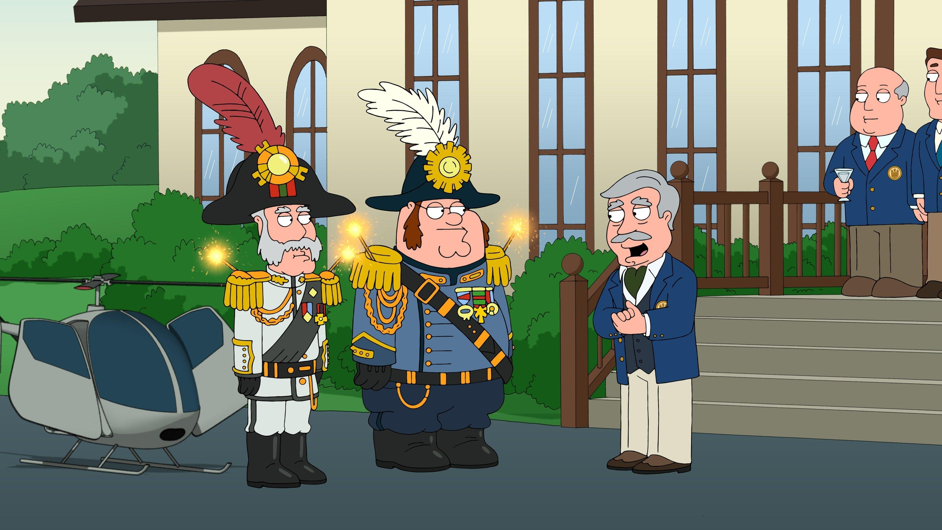 Family Guy Season 11 :Episode 22  No Country Club for Old Men