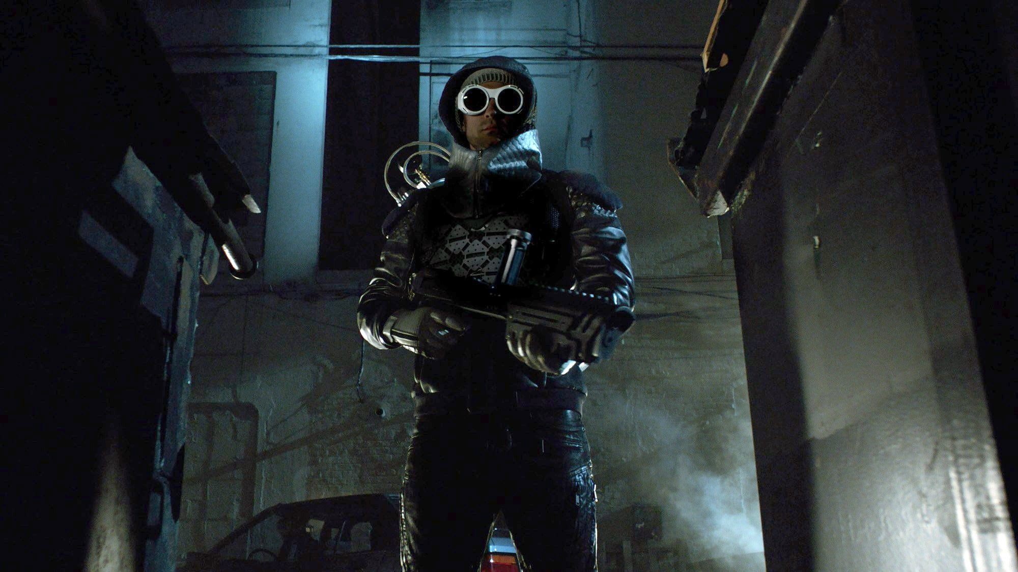 Gotham Season 2 :Episode 12  Wrath of the Villains: Mr. Freeze