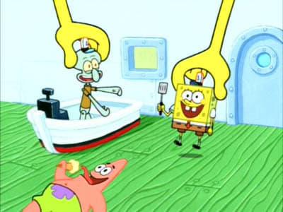 SpongeBob SquarePants Season 4 :Episode 25  Bummer Vacation