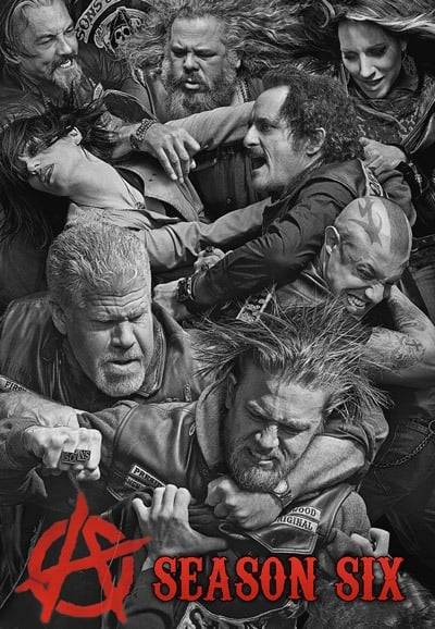Baixar Sons of Anarchy 6ª Temporada Via Torrent