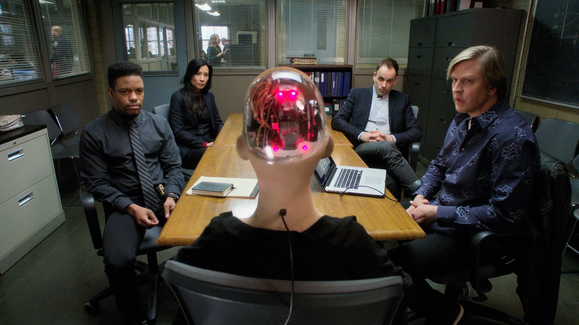 Elementary Season 6 :Episode 16  Uncanny Valley of the Dolls