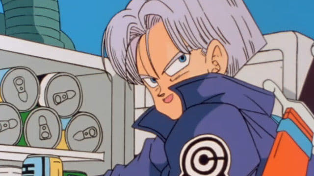 Dragon Ball Z Kai Season 3 :Episode 5  Welcome Back, Goku! Confessions of the Mysterious Youth, Trunks!