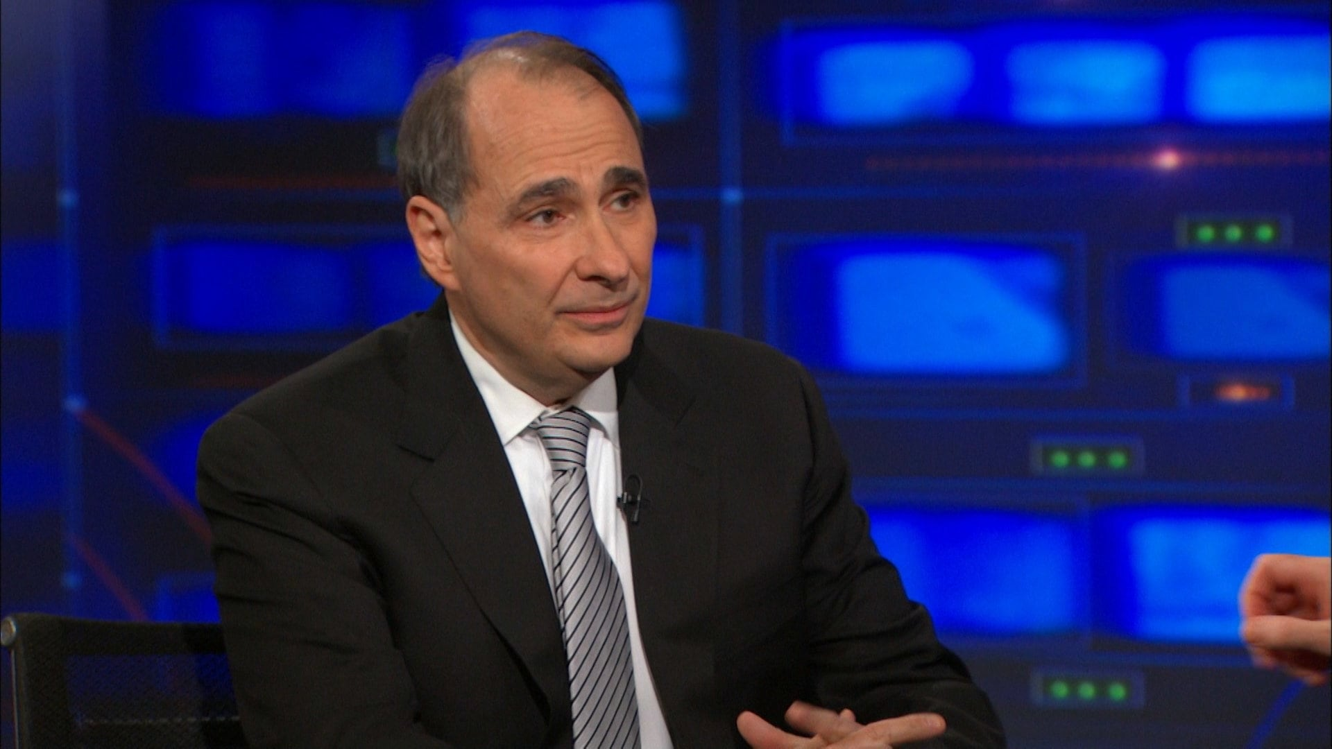 The Daily Show with Trevor Noah Season 20 :Episode 62  David Axelrod