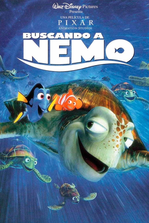 Póster Buscando a Nemo