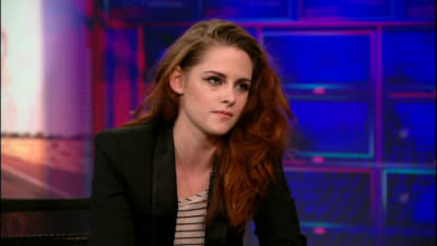 The Daily Show with Trevor Noah Season 18 :Episode 38  Kristen Stewart