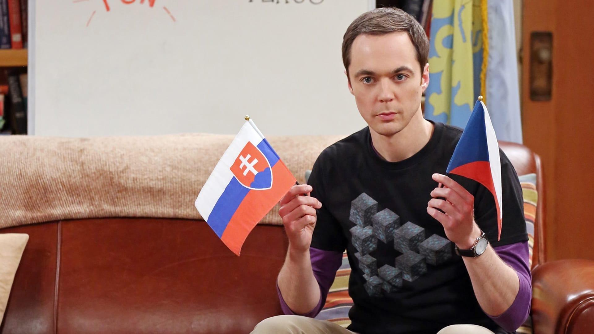 The Big Bang Theory Season 9 :Episode 2  The Separation Oscillation