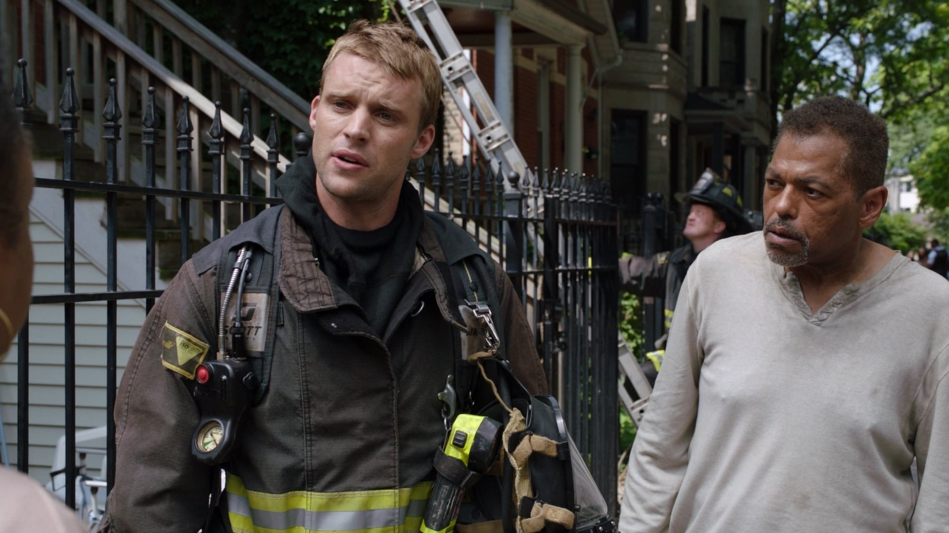 Chicago Fire Season 1 :Episode 2  Mon Amour
