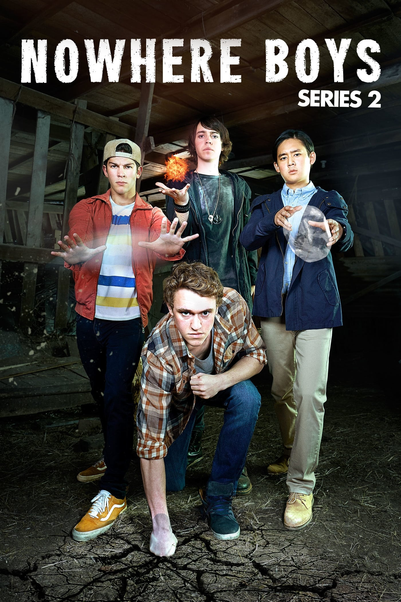 Nowhere Boys Season 2