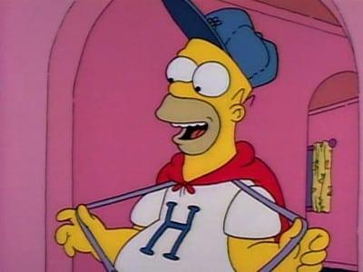 The Simpsons Season 2 : Dancin' Homer