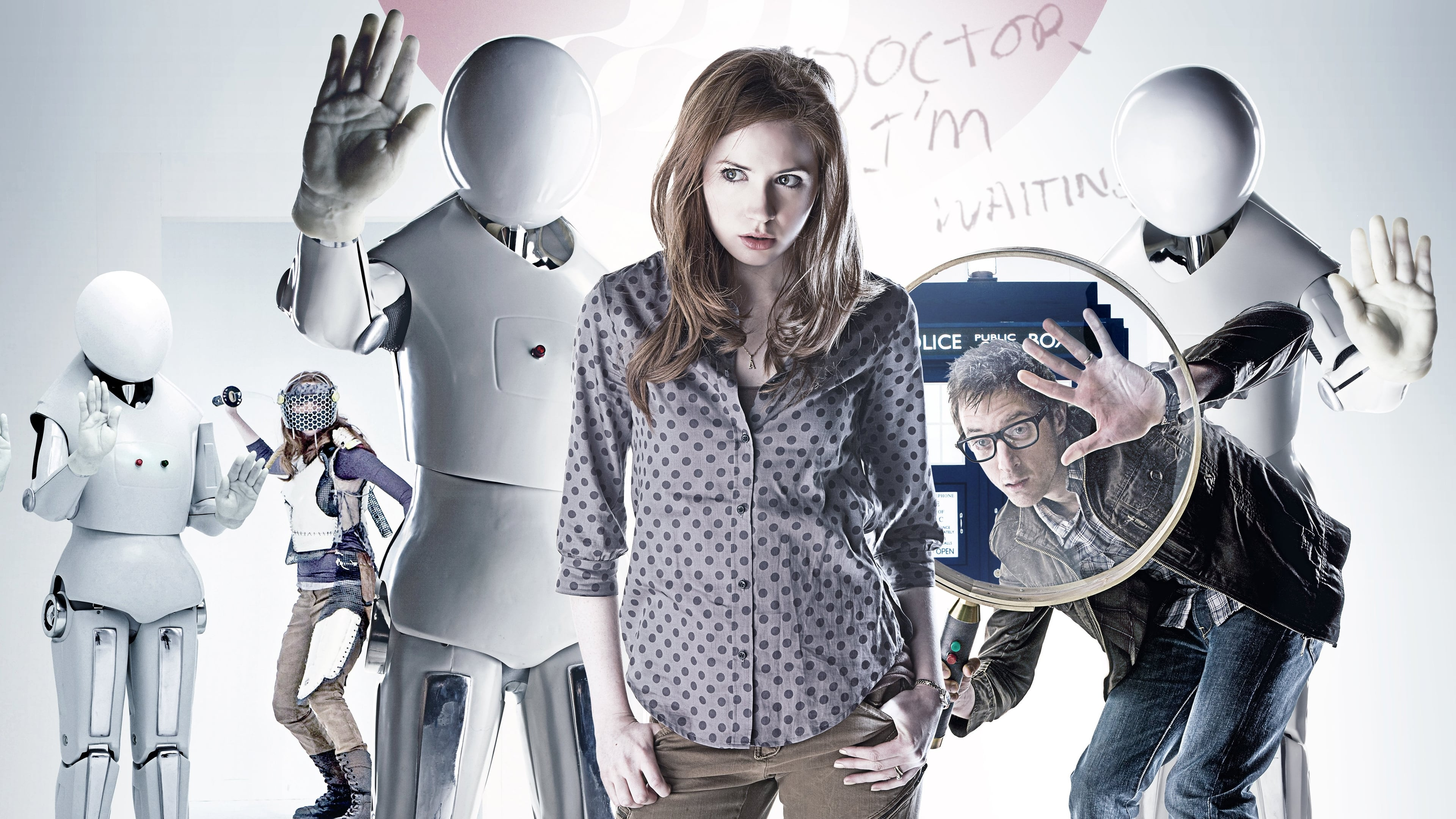 Doctor Who Season 6 :Episode 10  The Girl Who Waited