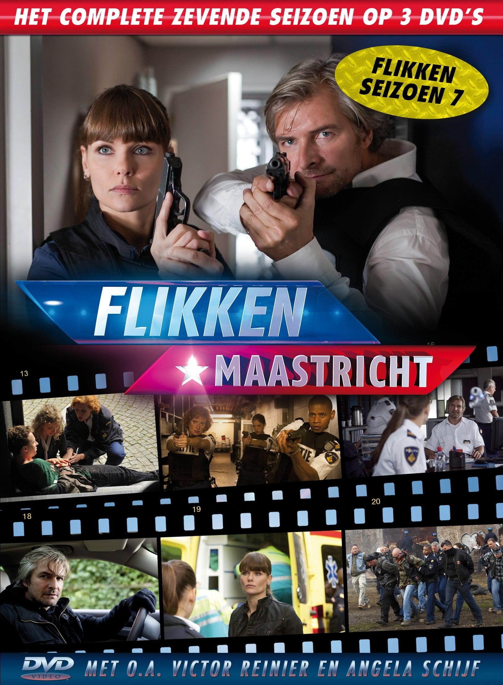 Flikken Maastricht Season 7