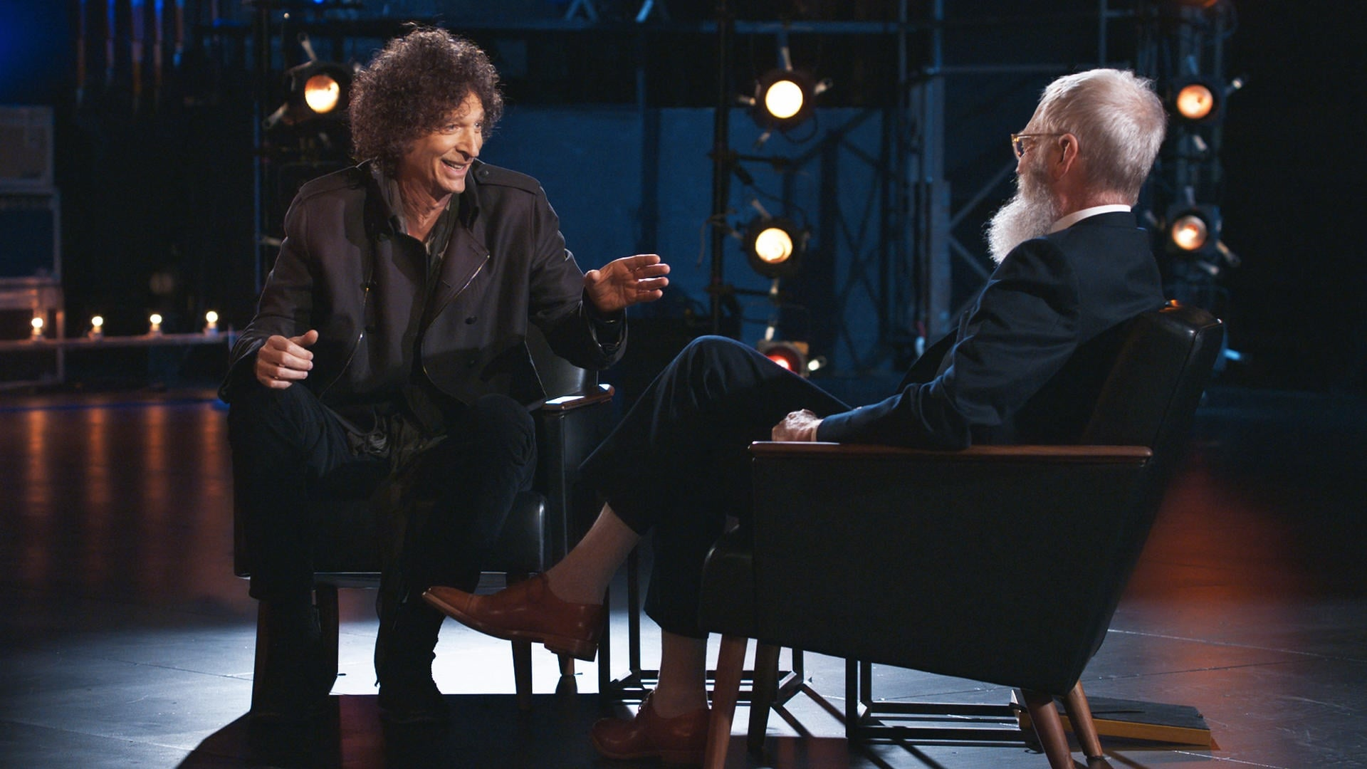 My Next Guest Needs No Introduction with David Letterman • S01E06