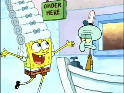 SpongeBob SquarePants Season 4 :Episode 26  Wigstruck