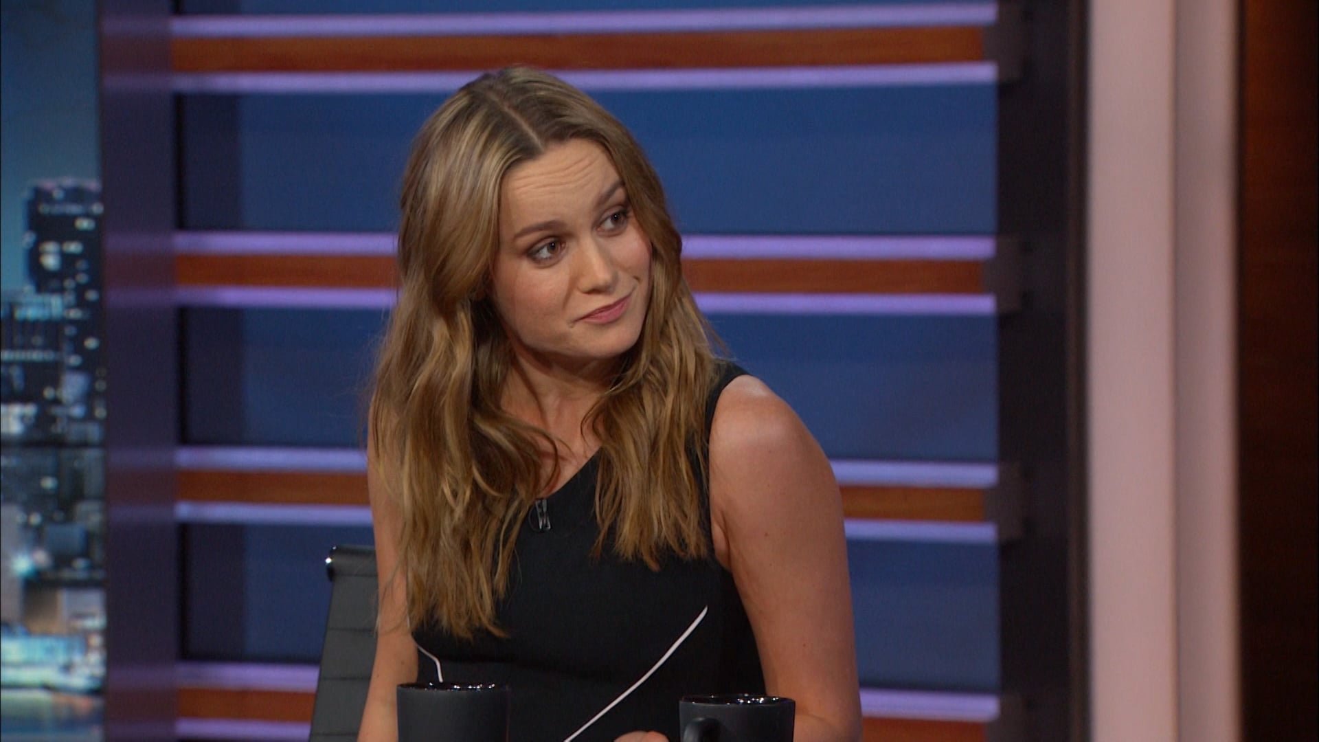 The Daily Show with Trevor Noah Season 21 :Episode 15  Brie Larson