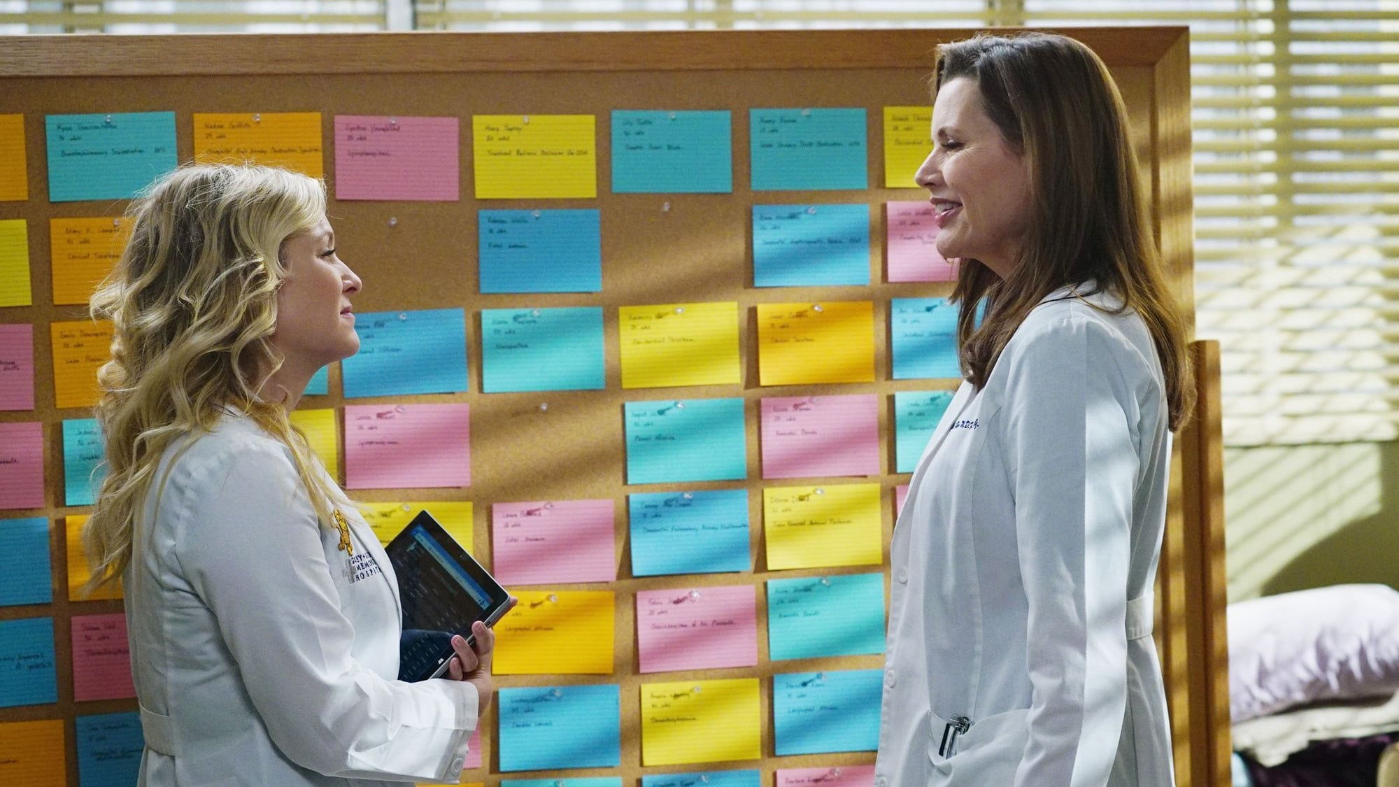 Grey's Anatomy Season 11 :Episode 13  Staring at the End