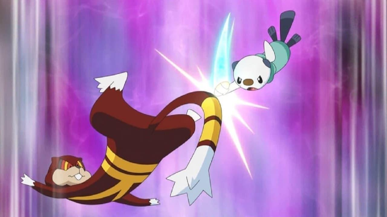 Pokémon Season 14 :Episode 15  The Battle According to Lenora!