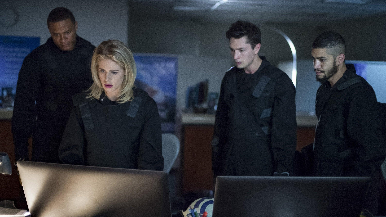Arrow Season 5 :Episode 7  Vigilante
