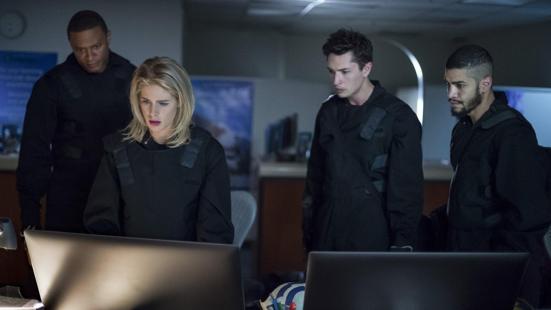 Season 5 :Episode 7  Vigilante
