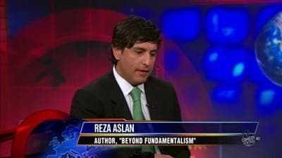 The Daily Show with Trevor Noah Season 15 :Episode 45  Reza Aslan