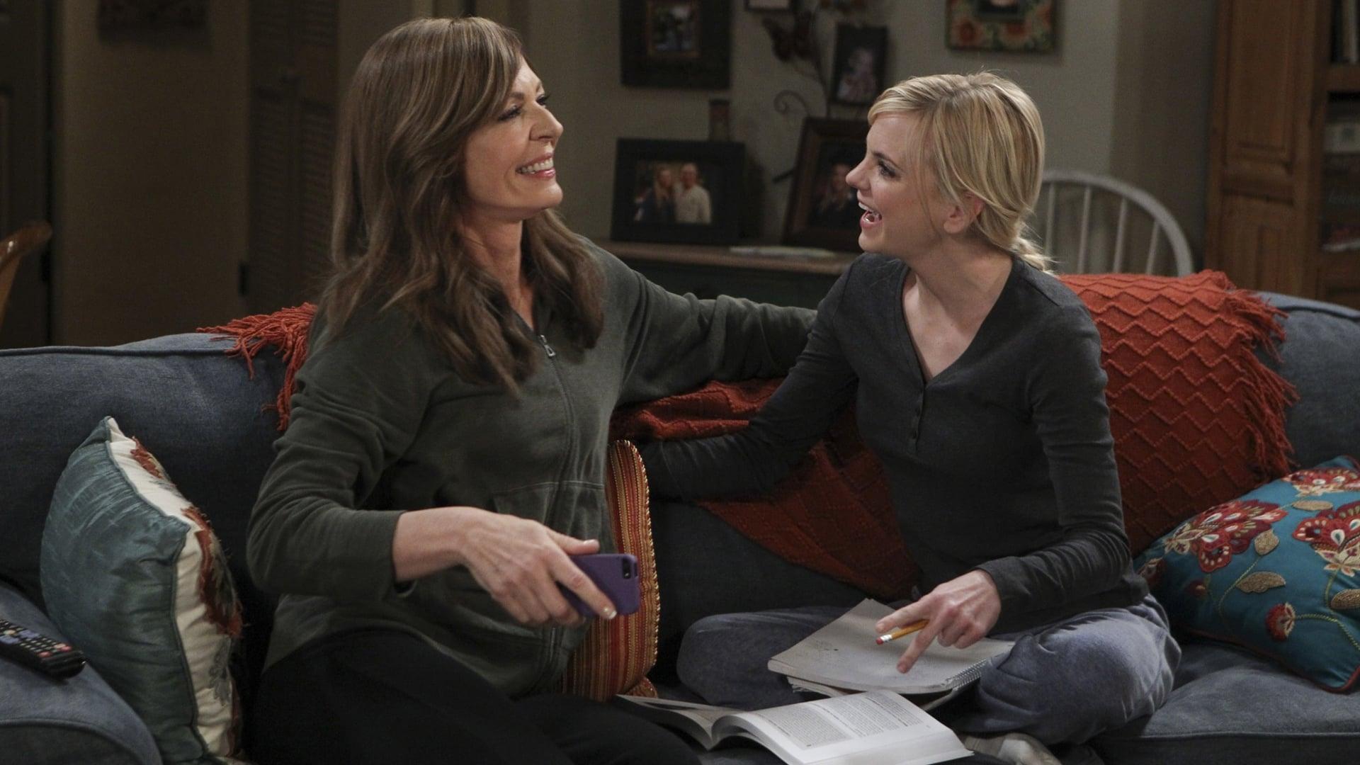 Mom - Season 3 Episode 17 : Caperberries and a Glass Eye