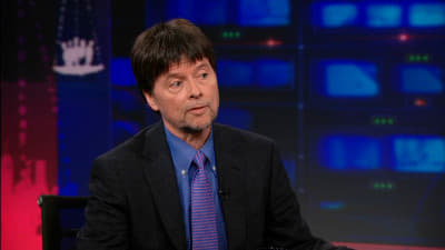 The Daily Show with Trevor Noah Season 18 :Episode 84  Ken Burns