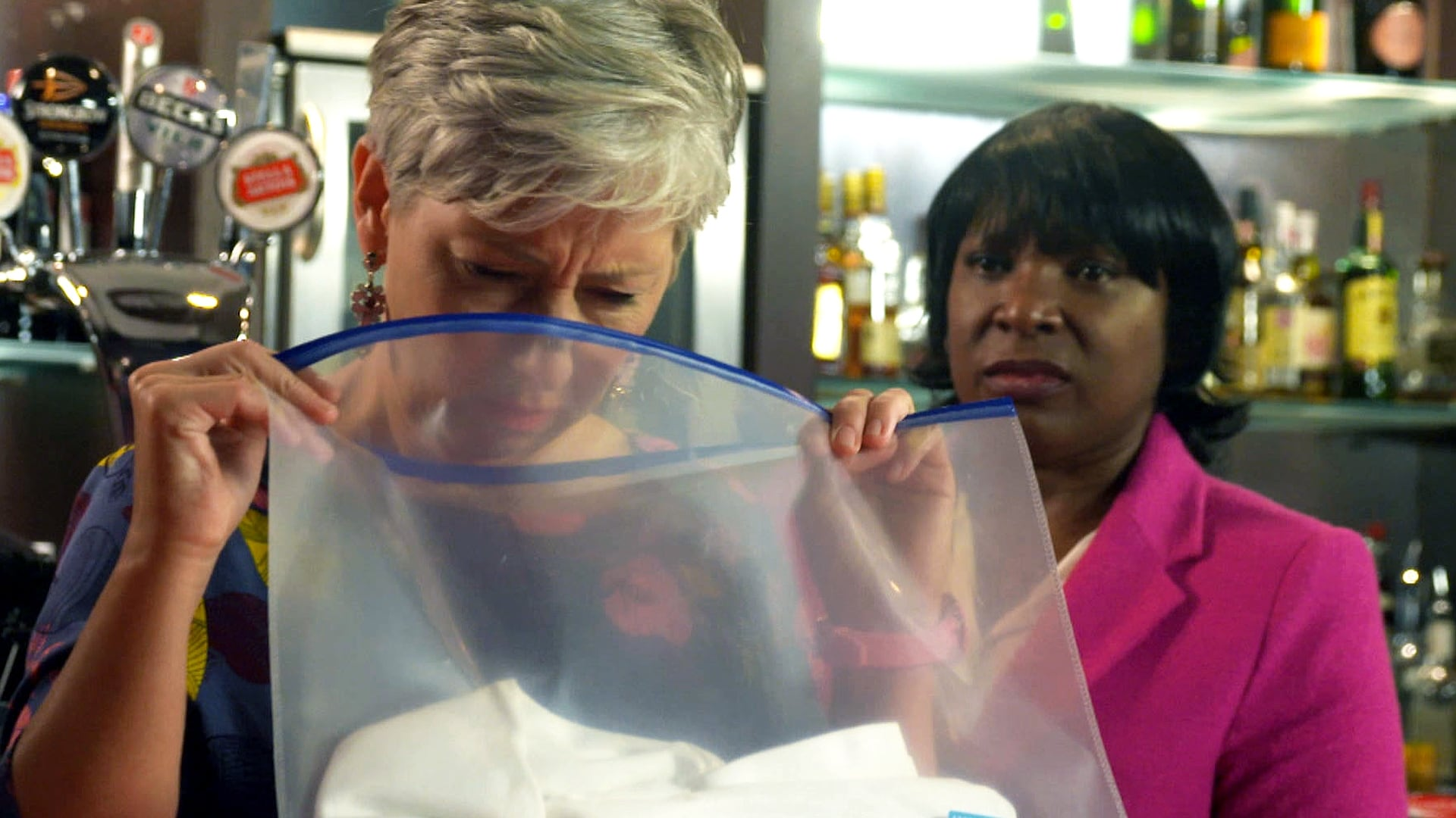Doctors Season 18 :Episode 147  Suspicious Mind