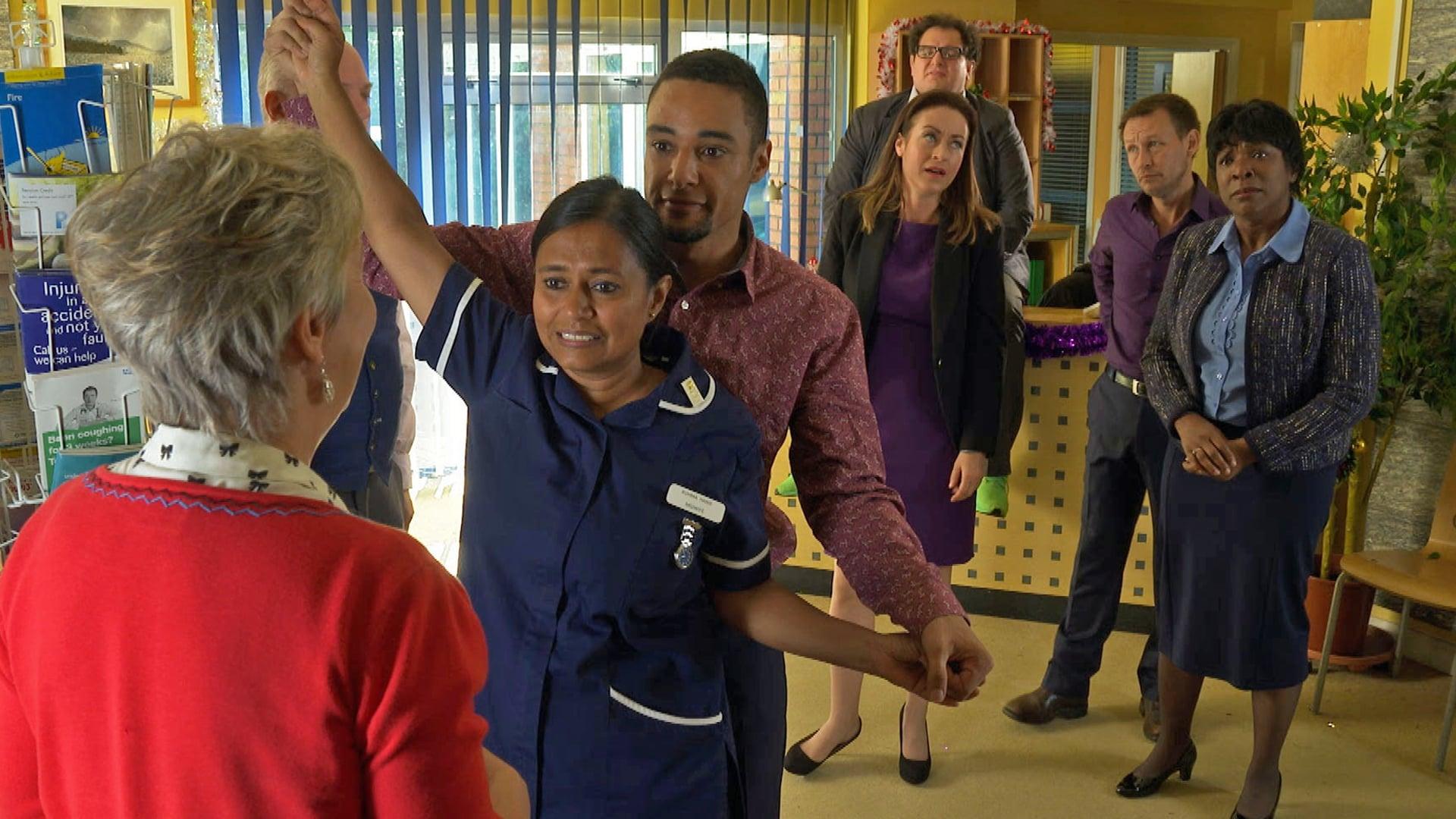 Doctors Season 18 :Episode 124  Bloodlines