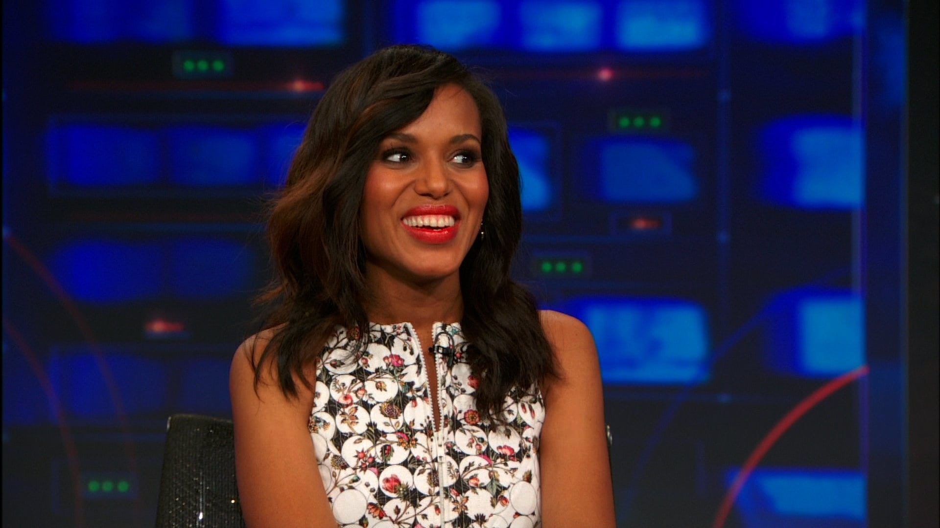 The Daily Show with Trevor Noah Season 19 :Episode 4  Kerry Washington