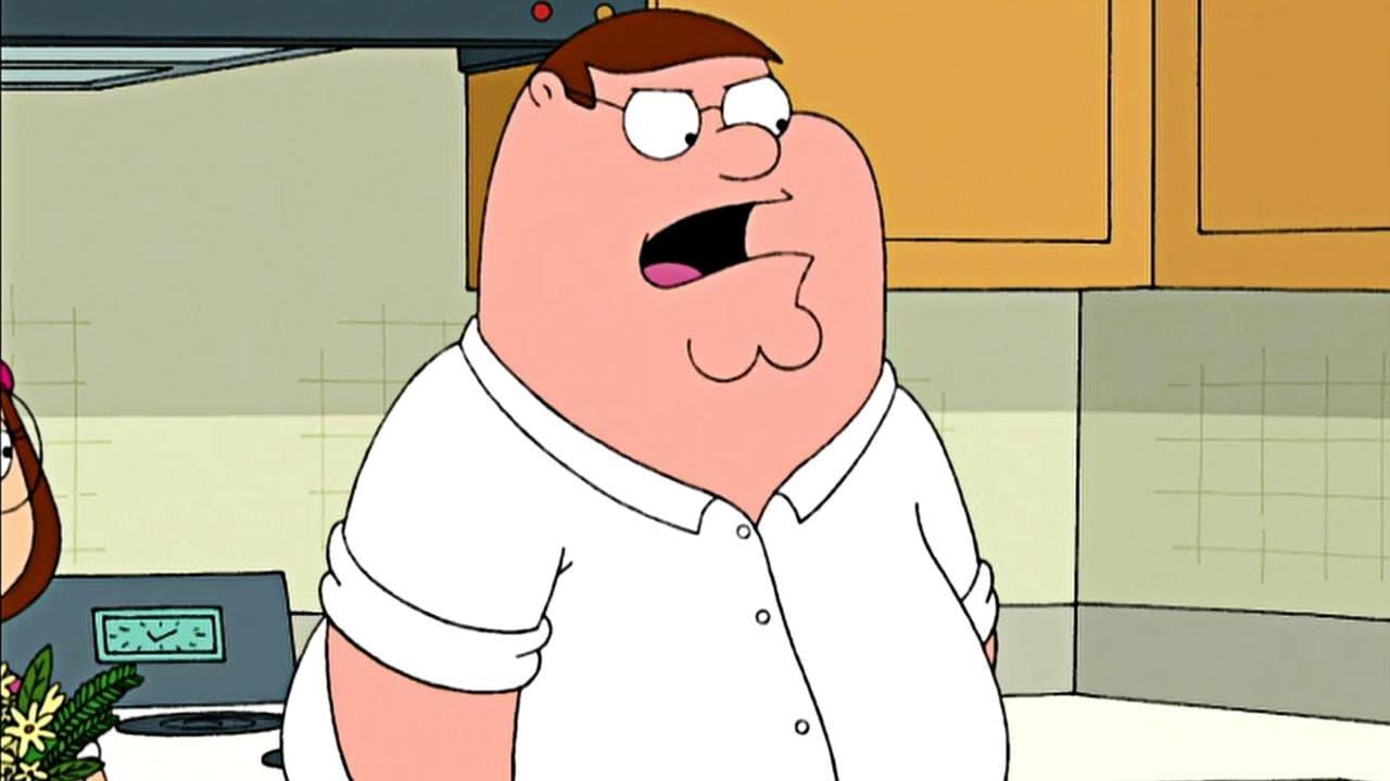 Family Guy Season 6 :Episode 6  Padre de Familia