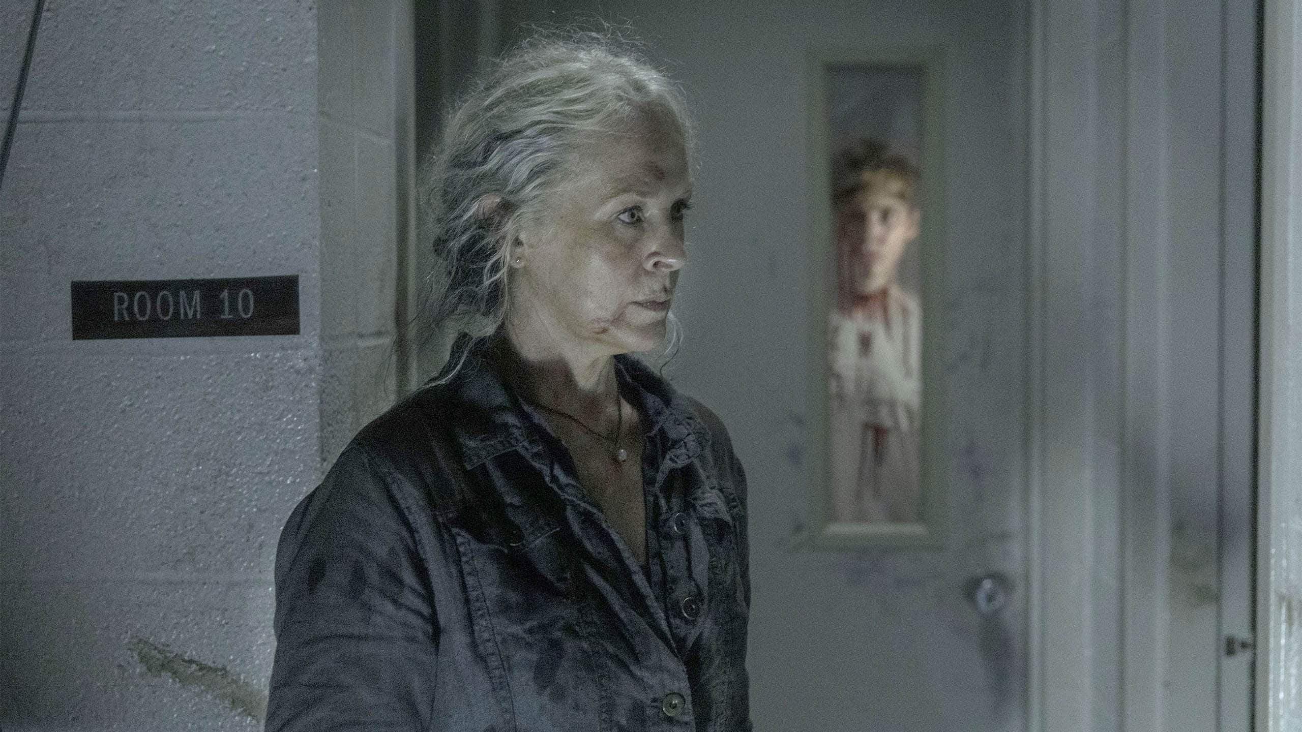 The Walking Dead - Season 10 Episode 3 : Ghosts