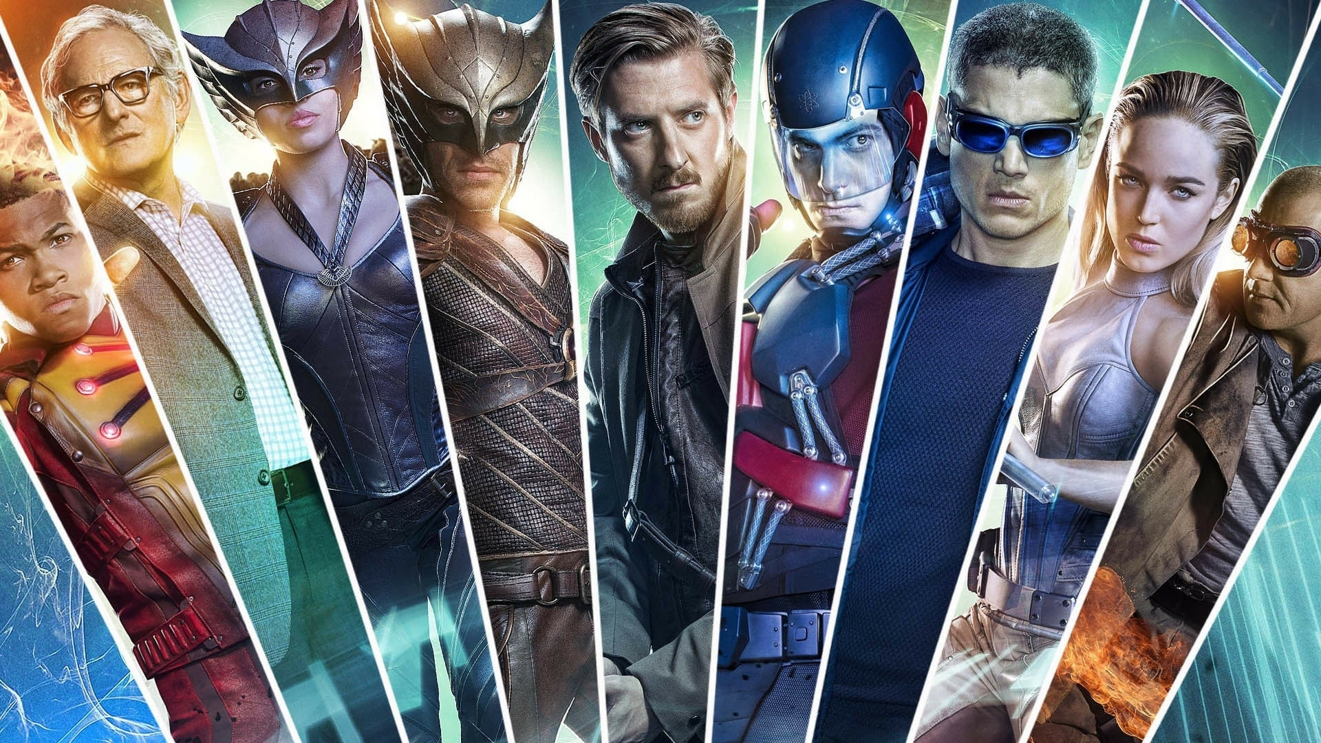 DC's Legends of Tomorrow - Season 2