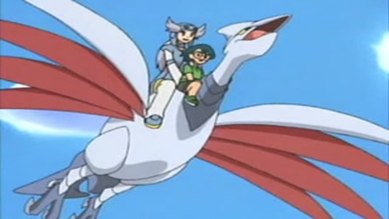 Pokémon Season 7 :Episode 44  Who's Flying Now?