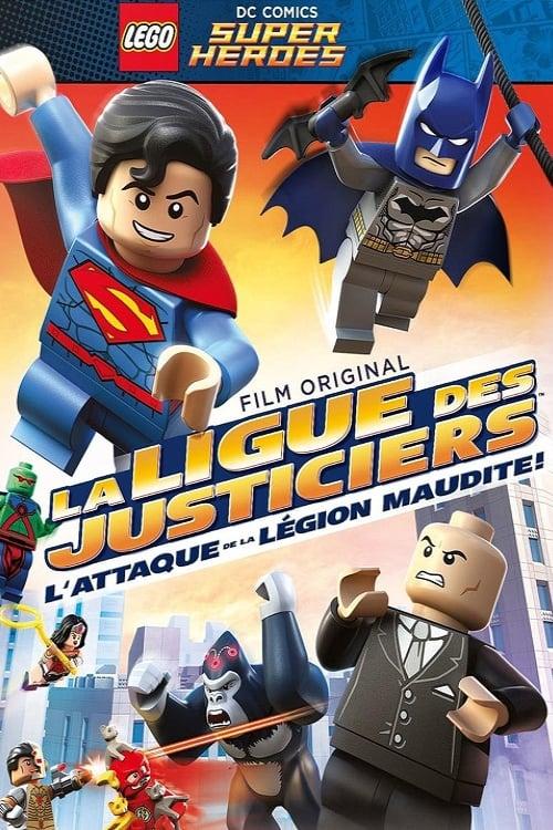 Lego DC Comics Super Heroes: Justice League vs