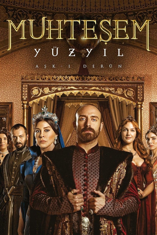 Suleimán, el gran sultán serie completa, ver online y