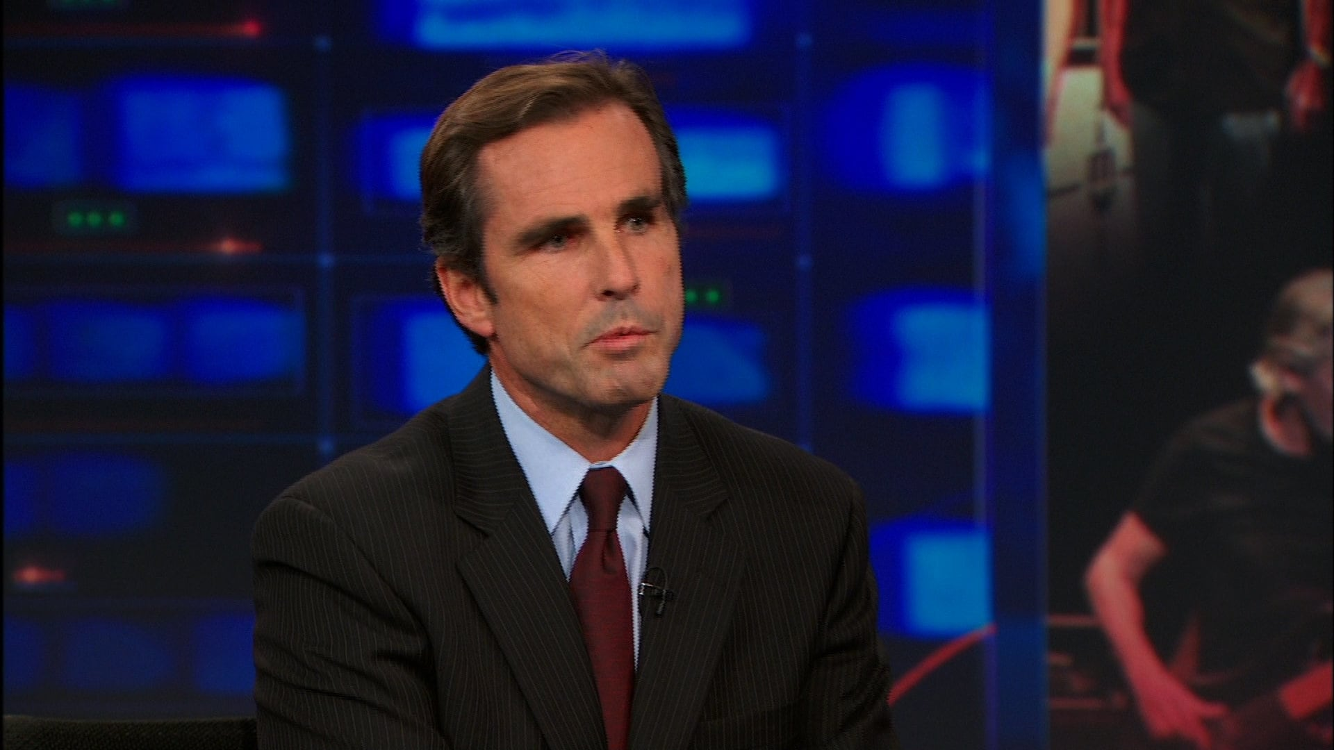 The Daily Show with Trevor Noah Season 19 :Episode 17  Bob Woodruff