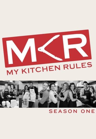My Kitchen Rules Season 1