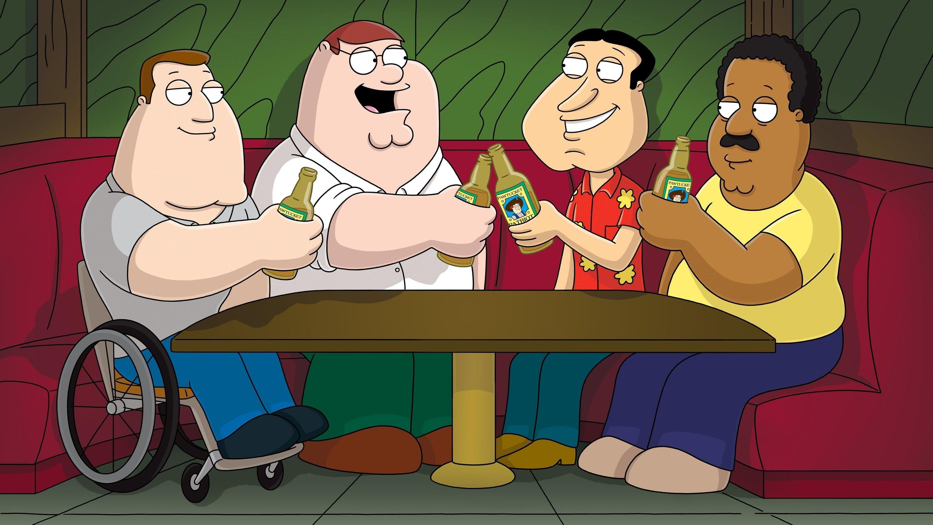 Family Guy Season 4 :Episode 21  I Take Thee Quagmire