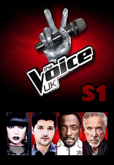 The Voice UK Season 1