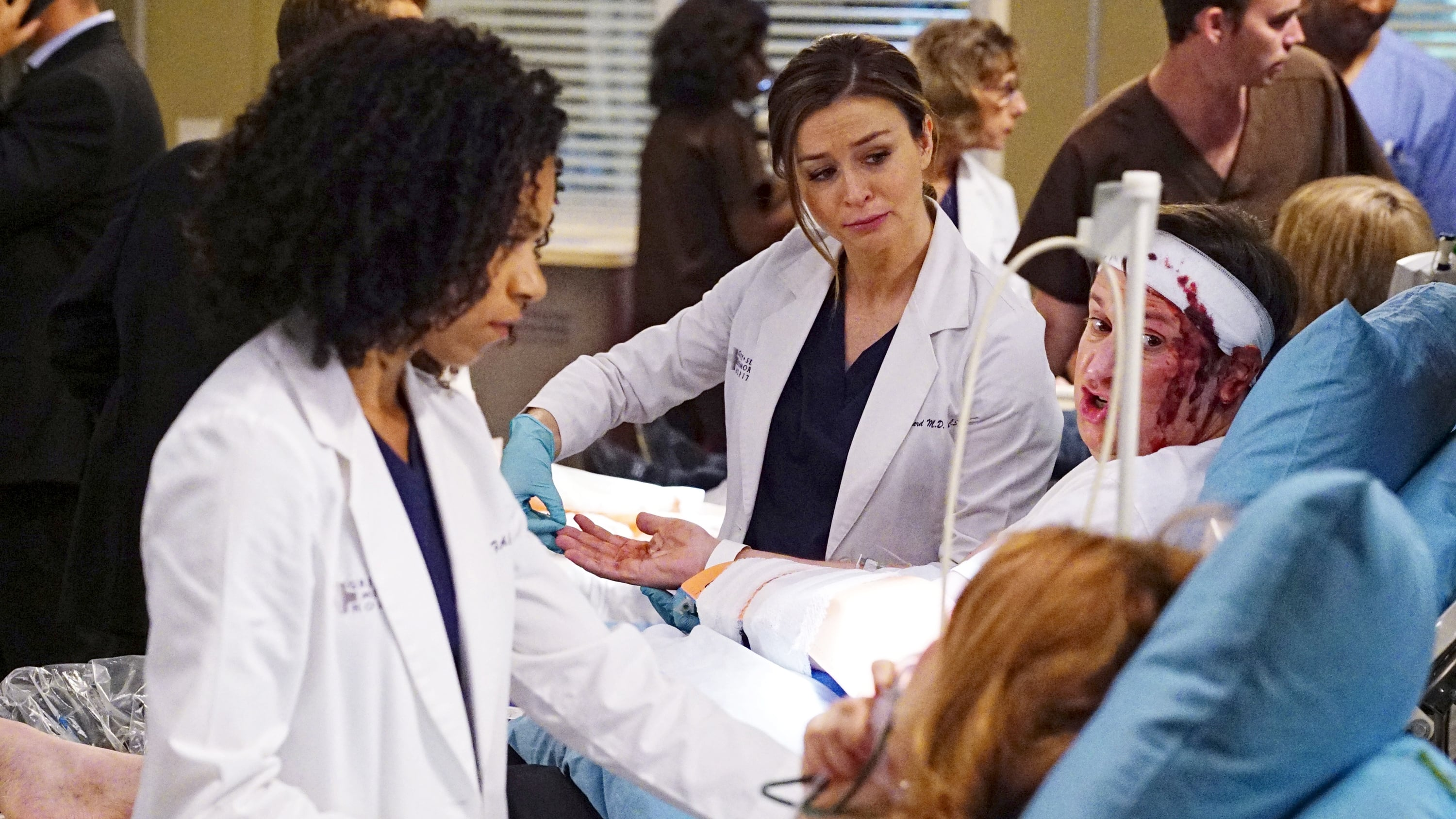Grey's Anatomy Season 13 :Episode 3  I Ain't No Miracle Worker