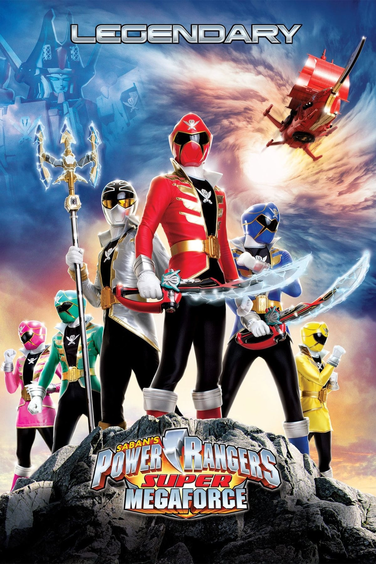 Power Rangers Season 21