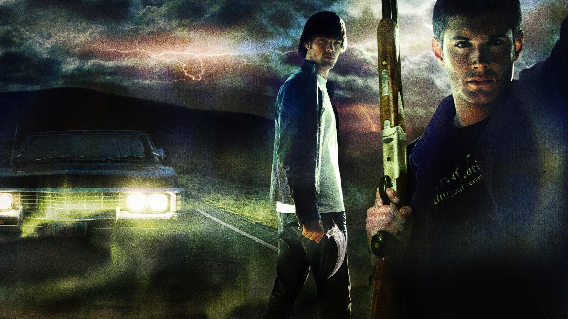 Supernatural - Season 4 Episode 9 I Know What You Did Last Summer