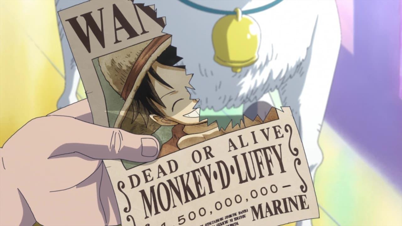 One Piece Season 20 :Episode 881  The Next Move - New Obsessive Fleet Admiral Sakazuki