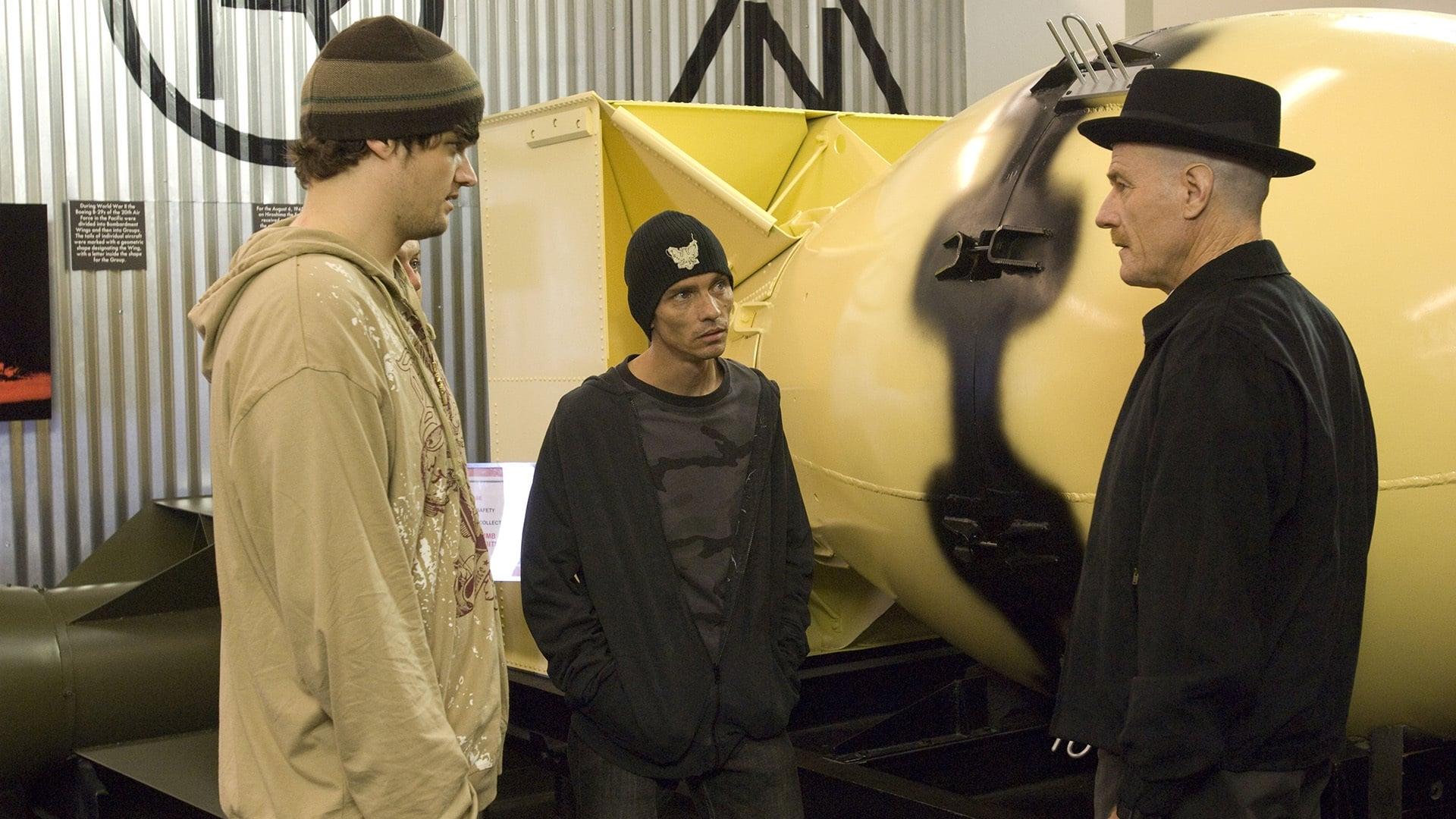 Breaking Bad Season 2 :Episode 7  Negro Y Azul